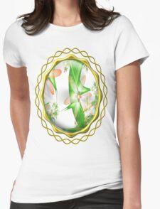 White Summer Flowers T-Shirt