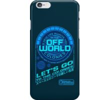 Off World iPhone Case/Skin