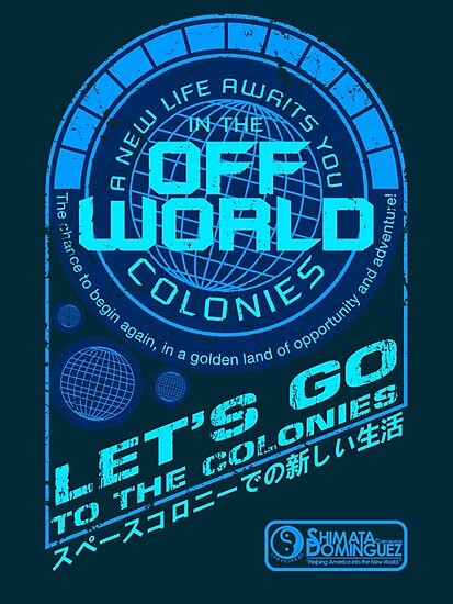 Off World by synaptyx