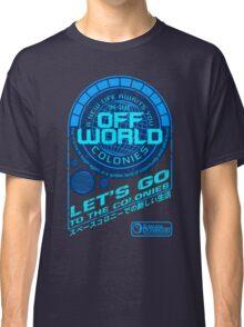 Off World Classic T-Shirt