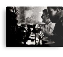 French drinks Metal Print