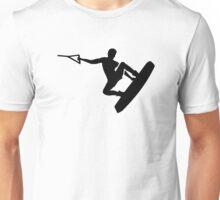 Wakeboarder Unisex T-Shirt