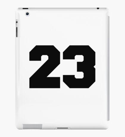 23 iPad Case/Skin