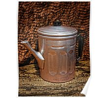 The Coffee Pot Poster