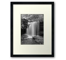 Ricochet Falls (version I) Framed Print