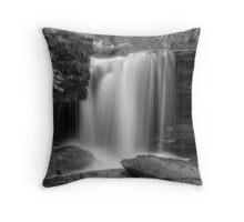 Ricochet Falls (version I) Throw Pillow