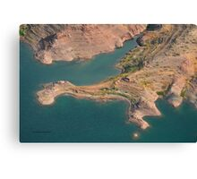 Lake Mead - Grand Canyon 3 Canvas Print