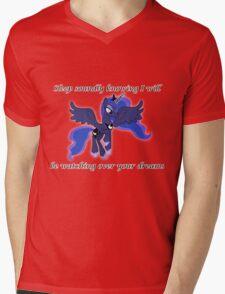 Sleep Well My Friends Mens V-Neck T-Shirt