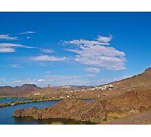 Lake Havasu, Arizona Photographic Print