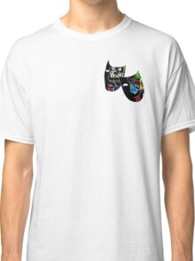 Theatre Masks Collage Classic T-Shirt