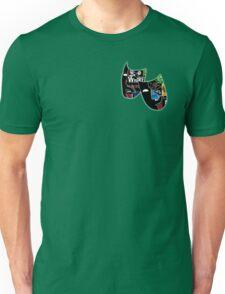 Theatre Masks Collage Unisex T-Shirt