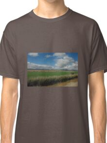 Fluffy White Clouds Classic T-Shirt