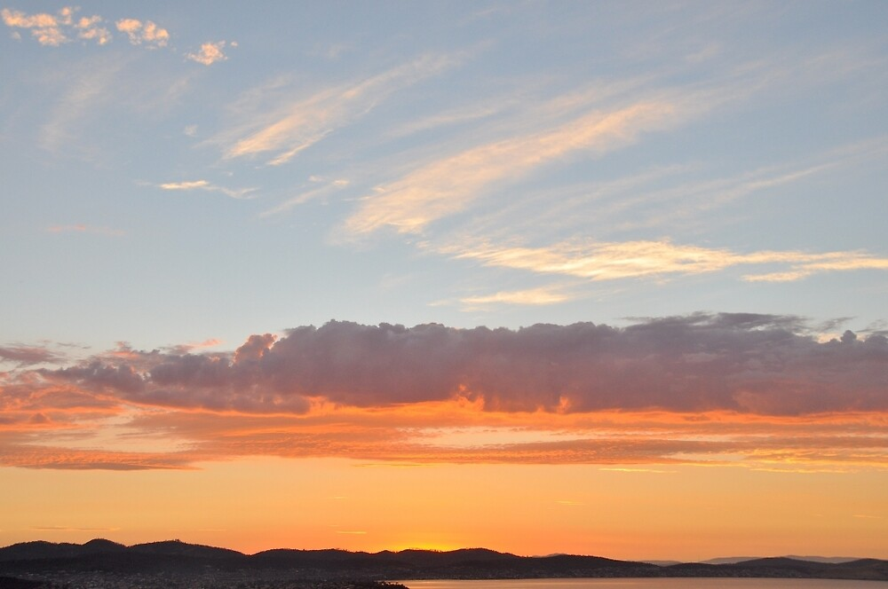 The promise of a beautiful day by Morag Anderson