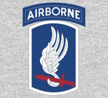 173rd Airborne Brigade Combat Team (US Army) One Piece - Long Sleeve