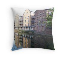 Riverside Throw Pillow