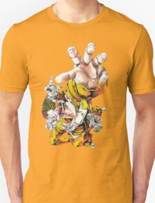 Josuke top view T-Shirt