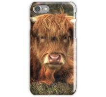 Hector the Hielan Coo iPhone Case/Skin