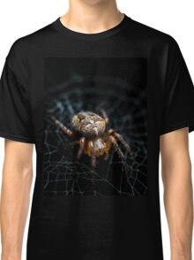 Spider on the Web  Classic T-Shirt