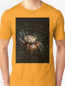 Spider on the Web  T-Shirt