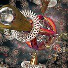 Self-Regenerating Generator 3 by Peter Berry