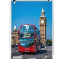 London Postcard iPad Case/Skin