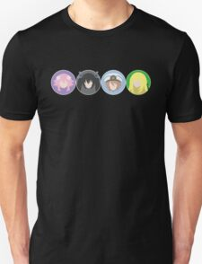 4 Goddesses Online Unisex T-Shirt