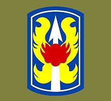 199th Infantry Brigade (United States) by wordwidesymbols