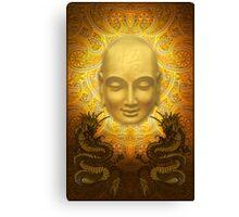 Wisdom Buddha Canvas Print