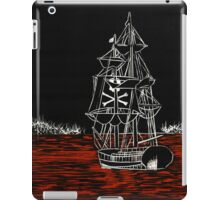 """Oh, Ship"" (Red) iPad Case/Skin"