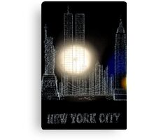 Remember 9-11 NYC Canvas Print