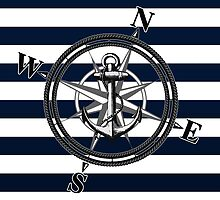 Navy Striped Nautica by ngdesign81