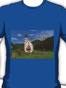 The Church of St. Johann (San Giovanni) in Ranui T-Shirt