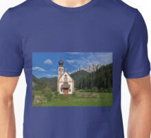 The Church of St. Johann (San Giovanni) in Ranui Unisex T-Shirt