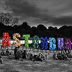 Glastonbury 40th Birthday by Steve Briscoe