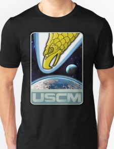 USCM squad of ultimate bad*sses Unisex T-Shirt