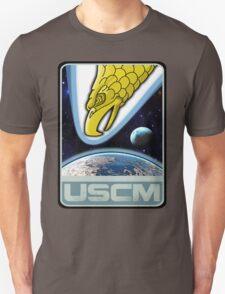 USCM squad of ultimate bad*sses Unisex T-Shirt