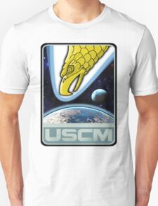 USCM squad of ultimate bad*sses T-Shirt