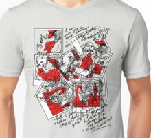 Holiday Snaps on Red Bubble... Dull and Creepy! Unisex T-Shirt
