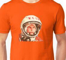 Keep Calm Cosmonaut (Colour) Unisex T-Shirt