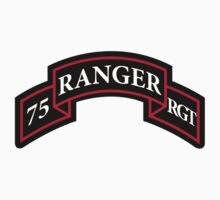 75th Ranger Regiment (United States) Kids Tee