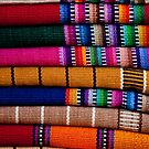 Fabric Stack, Antigua Guatemala by morealtitude