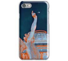 Letting Fly iPhone Case/Skin
