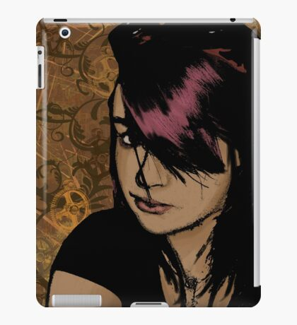 Goggles iPad Case/Skin