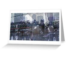 g20 Collage Greeting Card