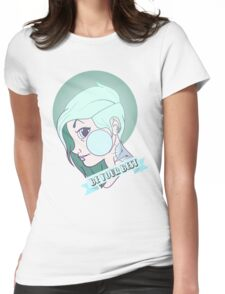 Be Your Best Womens Fitted T-Shirt