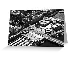 Icons galore - Melbourne Greeting Card