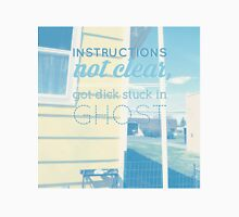 Instructions Not Clear Classic T-Shirt