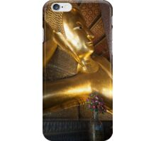 Reclining Buddha in Bangkok iPhone Case/Skin