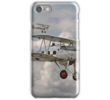 Hawker Fury - 43 Sqdn RAF iPhone Case/Skin