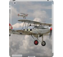Hawker Fury - 43 Sqdn RAF iPad Case/Skin